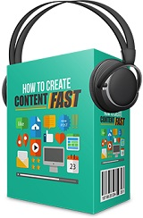 HowToCreateContentFast